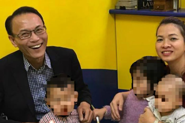 NSW police probe shooting death of Vietnamese lawyer Ho Le Dinh - TVTS